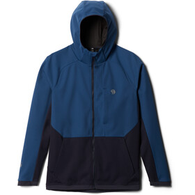 Mountain Hardwear Mtn. Tech/2 Hoody Heren, blue horizon